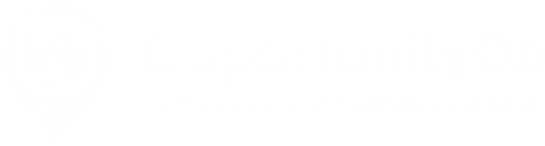 OpportunityDb: The Opportunity Zones Database