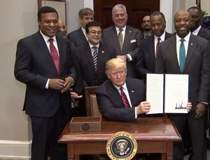 President Trump signs opportunity zones executive order
