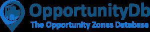 OpportunityDb: Opportunity Zones Database
