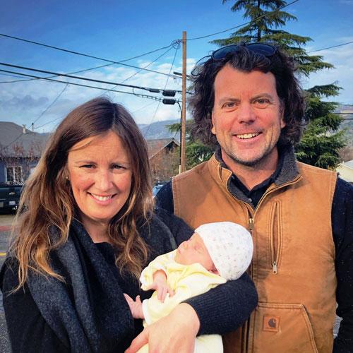 Anne Driscoll & Chris Schultz