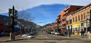 Downtown Boulder, Colorado