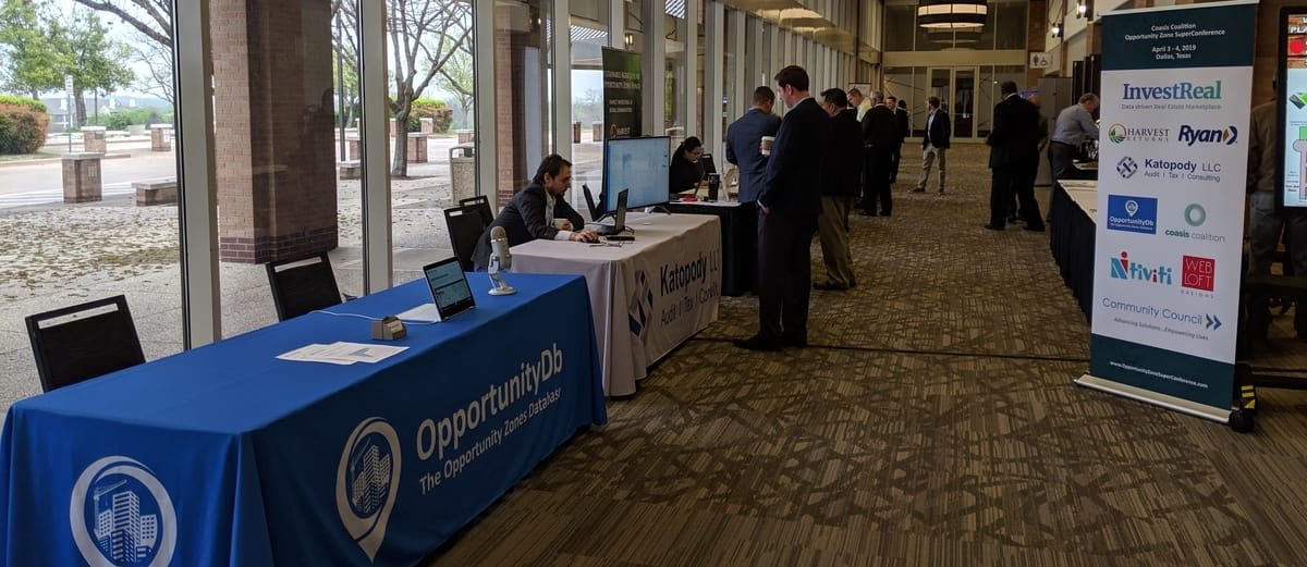 Opportunity Zones Conferences & Events Calendar - OpportunityDb