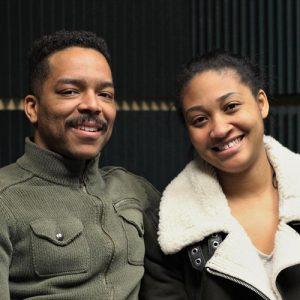 Daniel Edwards & Ebony Edwards