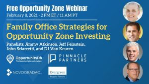 Family Office Strategies for Opportunity Zone Investing