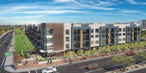 Construction Underway for Multifamily Development in North Tempe, Arizona Opportunity Zone